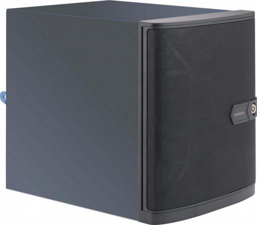 все цены на Серверный корпус mini-ITX Supermicro CSE-721TQ-250B 1400 Вт чёрный
