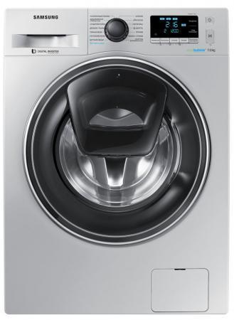 Стиральная машина Samsung WW70K62E00SDLP серебристый стиральная машина bomann wa 5716