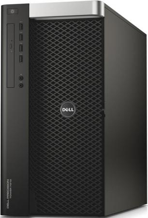 Рабочая станция DELL Precision T7910 Xeon E5-2637v3 8 Гб 500 Гб nVidia Quadro NVS 310 1024 Мб Windows 10 Pro 210-ACYX-2 компьютер dell precision t7910 xeon e5 2637 v3 8gb 500gb hdd nvs 310 win10pro 210 acyx 2