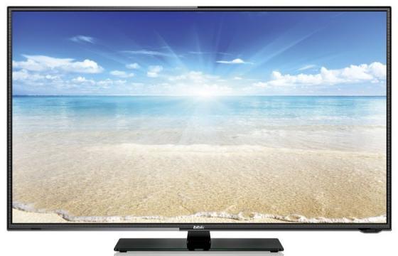 Телевизор LED 43 BBK 43LEX-5023/FT2C черный 1920x1080 Smart TV Wi-Fi RJ-45 SCART VGA телевизор led 40 bbk 40lex 5027 t2c черный 1366x768 50 гц wi fi smart tv vga rj 45