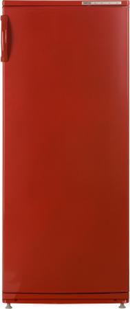 лучшая цена Морозильная камера Атлант М 7184-030 красный