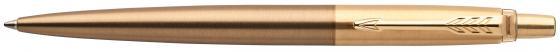 Шариковая ручка автоматическая Parker Jotter Luxe K177 West End Gold синий M 1953203 шариковая ручка автоматическая parker jotter k175 se london architecture gothic bronze синий m 2025826