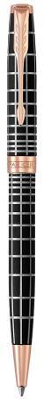 Шариковая ручка поворотная Parker Sonnet Premium K531 Masculine Brown PGT черный M 1931483 brown m