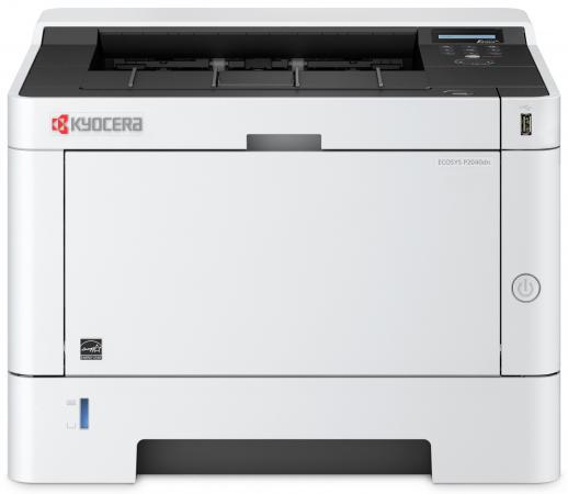 Принтер Kyocera Ecosys P2040DN ч/б A4 40ppm 1200x1200dpi Duplex