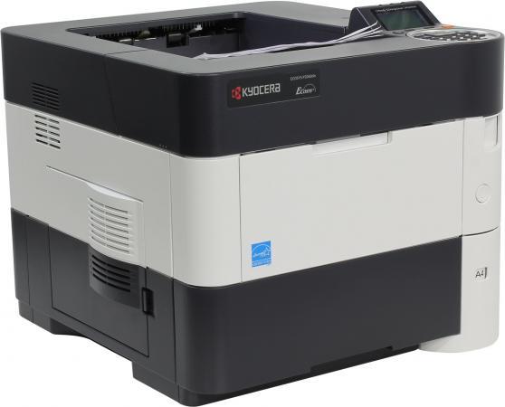 Фото - Принтер Kyocera Ecosys P3060DN ч/б A4 60ppm 1200x1200dpi Duplex Ethernet абдуллаев ч тень ирода