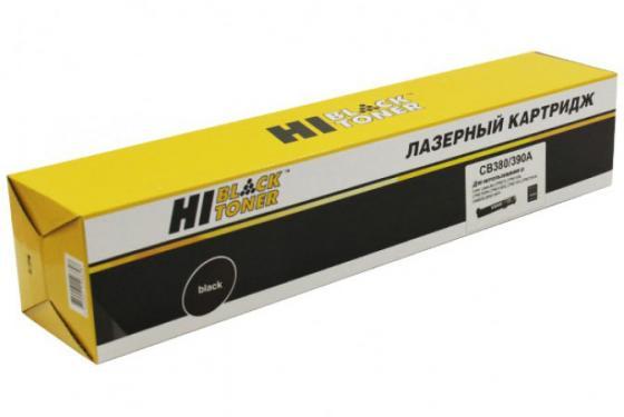 Картридж Hi-Black CB380A для HP CLJ CP6015dn/CM6030/6040MFP черный обогреватель timberk blanco ext tor 21 2009 bc
