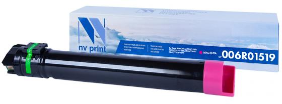 Картридж NV-Print 006R01519 для Xerox WorkCentre 7525/7530/7535/7545/7556/7830/7835/7845/7855/7970 пурпурный 15000стр 013r00662 oem drum chip for xerox workcentre 7525 7530 7535 7545 7556 color laser printer toner cartridge 125k