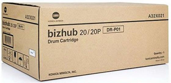 Фотобарабан Konica Minolta DR-P01 для bizhub 20 черный A32X021