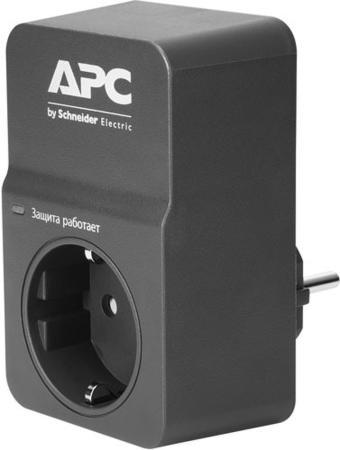 все цены на Сетевой фильтр APC PM1WB-RS 1 розетка черный онлайн