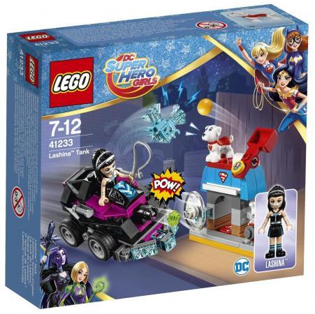 Конструктор LEGO Super Hero Girls - Танк Лашины 145 элементов  41233 конструктор bela super hero girls танк лашины 147 дет 10613