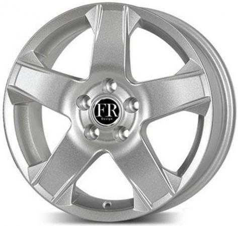 Диск FR replica Chevrolet Aveo 2012 GN35 5.5xR14 5x105 мм ET39 S литой диск replica legeartis sng8 7x16 5x130 et43 d84 1 s