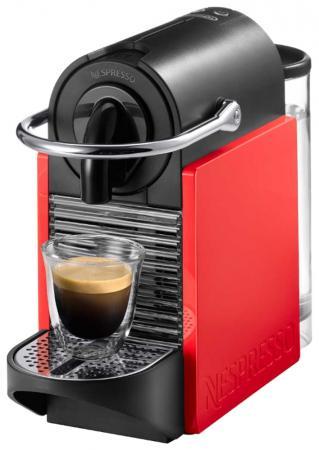 Кофемашина DeLonghi EN 126 1260 Вт красный кофемашина delonghi en 126 silver red