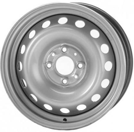 Диск Magnetto Daewoo 5.5xR14 4x100 мм ET49 Silver 14013S AM xr