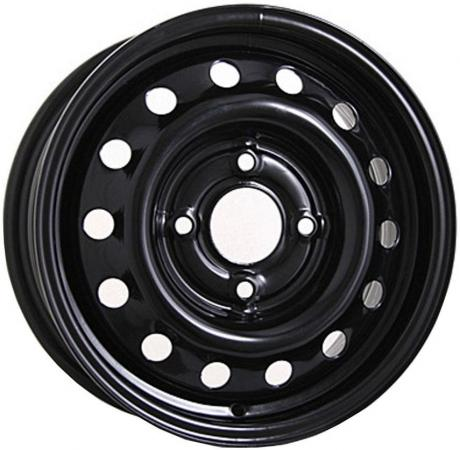 Диск Magnetto VW Polo 14016 AM 5xR14 5x100 мм ET35 Black часы наручные casio часы casio mtp 1314pl 7a