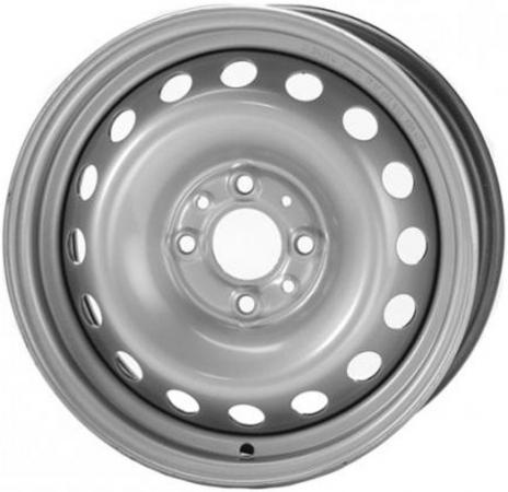 Диск Magnetto VW Polo 14007S AM 5.5xR14 4x100 мм ET45 Silver литой диск replica vw 561 6 5x16 5x112 d57 1 et33 s