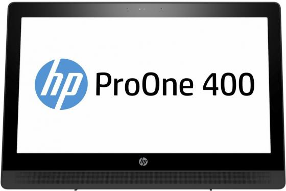 Моноблок 20 HP ProOne 400 G2 1600 x 900 Intel Core i5-6500T 4Gb SSD 128 Intel HD Graphics 530 Windows 10 Professional серебристый черный 1EX63EA цена 2016