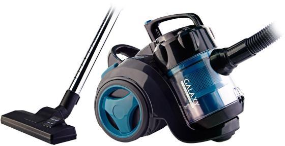 Пылесос GALAXY GL6251 сухая уборка синий чёрный цена и фото