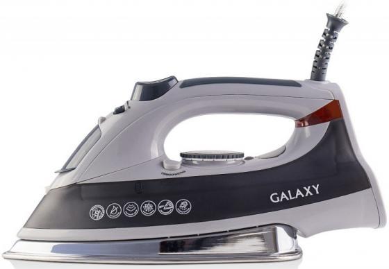 Утюг GALAXY GL6103 2000Вт серый утюг galaxy gl6122 синий