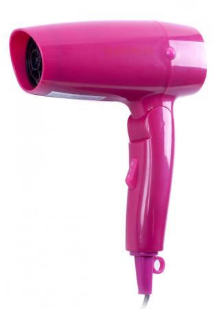 Фен ENDEVER Aurora 454 1400Вт розовый
