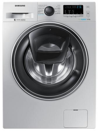 Стиральная машина Samsung WW65K42E00SDLP серебристый стиральная машина bomann wa 5716
