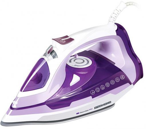 Утюг Redmond RI-C245 2200Вт фиолетовый утюг redmond ri s220
