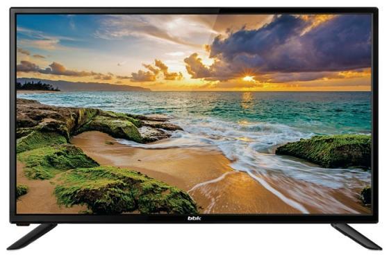 """Телевизор LED 40"""" BBK 40LEM-1029/FTS2C черный 1920x1080 VGA USB телевизор 40 bbk 40lem 1043 fts2c"""