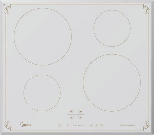 Варочная панель электрическая Midea MC-IF7021B2-RW белый