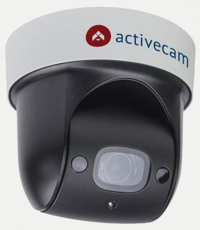 цена на Камера IP ActiveCam AC-D5123IR3 CMOS 1/2.7 1920 x 1080 H.264 MJPEG RJ-45 LAN PoE черный