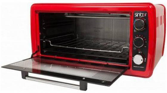 Мини-печь Sinbo SMO 3635 красный