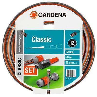 цена на Набор для полива Gardena Classic 1/2 20м 5 предметов 18004-20.000.00
