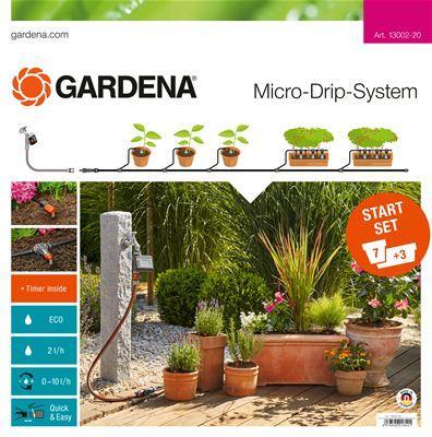 Набор для полива Gardena 13002-20.000.00 gardena classiccut