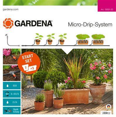 Набор для полива Gardena 13001-20.000.00 100pcs free shipping mje13001 13001 to 92 600v 200ma npn transistor new original