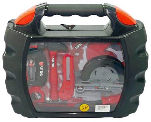Набор инструментов Shantou Gepai T225 в кейсе 625621 игровой набор shantou gepai набор инструментов 628146 21 предмет