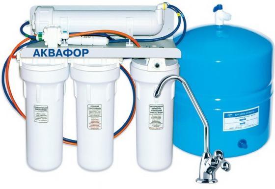 все цены на Фильтр для воды Аквафор Осмо 50-A исполнение 5 ОСМ-050-5 онлайн
