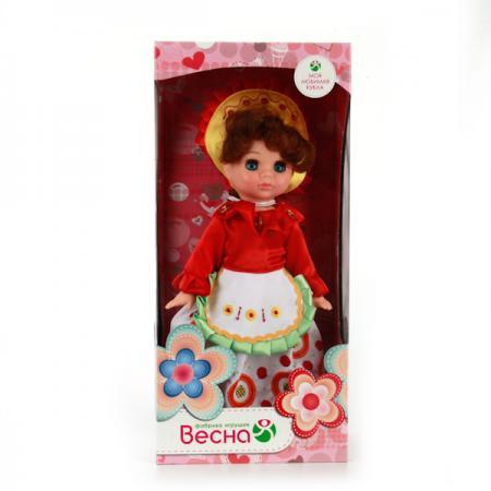 Кукла Весна Эля Дымковская барыня В2640 кукла алла весна