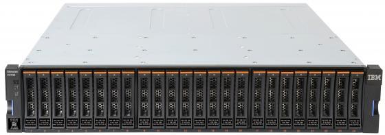 Сетевое хранилище Lenovo V3700 V2 6535EC2 рэковое сетевое хранилище rack nas lenovo e1012 64111b2