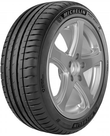 Шина Michelin Pilot Sport PS4 235/40 R18 95Y XL всесезонная шина michelin pilot sport 4 265 35 r18 97y