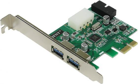Контроллер PCI-E Orient VA-3U2219PE USB3.0 2ext 2int pci e to
