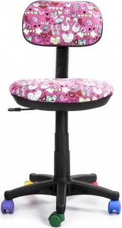 Кресло Recardo Junior DA03 розовый gtsN /