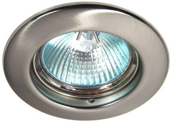 Встраиваемый светильник Donolux N1510.61 donolux donolux светильник встраиваемый mr16 макс 50вт gu10 ip20 блестящий черный черный d110х95 мм б