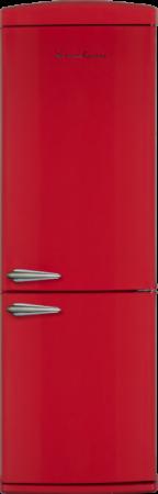 Холодильник Schaub Lorenz SLUS335R2 красный электропечь schaub lorenz sle ow 3410