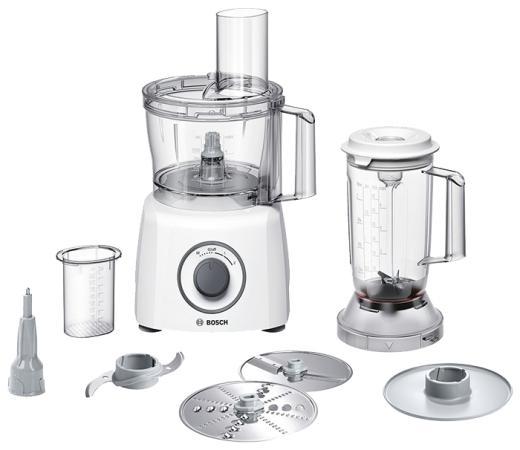 Фото - Кухонный комбайн Bosch MCM3200W белый кухонный комбайн bosch mum4426 белый
