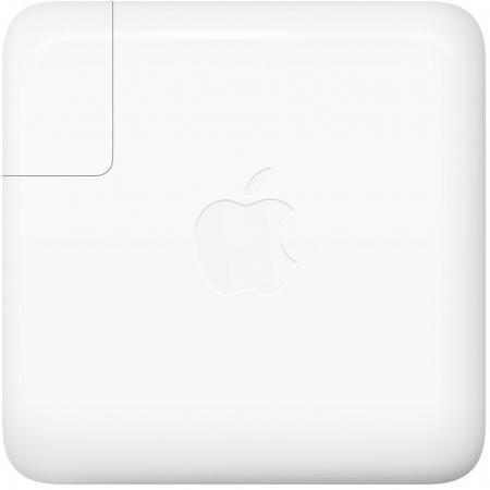 Блок питания Apple Адаптер питания Apple USB-C 87 Вт MNF82Z/A адаптер питания для ноутбука apple usb c 29 вт mj262z a mj262z a
