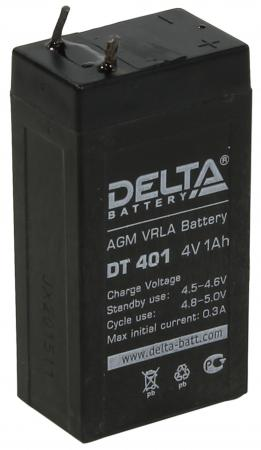 Батарея Delta DT 401 1Ач 4В new original dvp48eh00r3 delta plc eh3 series 100 240vac 24di 16do relay output
