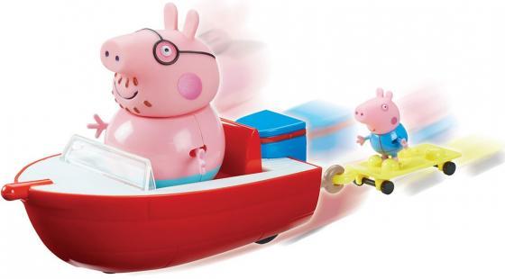 Игровой набор Peppa Pig Моторная лодка игровой набор доктор peppa pig игровой набор доктор