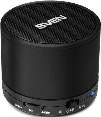 Портативная акустика Sven PS-45BL 3Вт Bluetooth черный