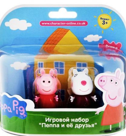 Игровой набор Peppa Pig Сьюзи и Кенди 2 предмета 30762 игровой набор доктор peppa pig игровой набор доктор