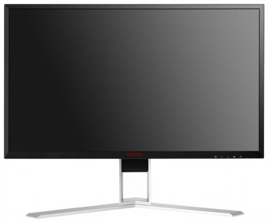 "Монитор 23.8"" AOC AG241QG черный TN 2560x1440 350 cd/m^2 1 ms HDMI DisplayPort Аудио USB aoc ag241qg"