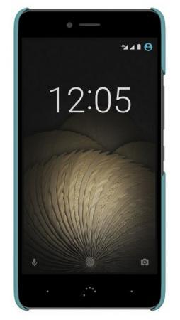 Чехол BQ для BQ Aquaris U Plus синий E000708 чехол bq для bq aquaris m5 серый e000594