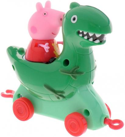 Игровой набор Peppa Pig Каталка Динозавр 2 предмета 31012
